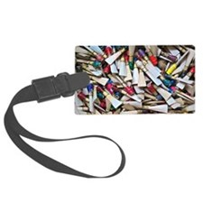 Reeds-framed print Luggage Tag