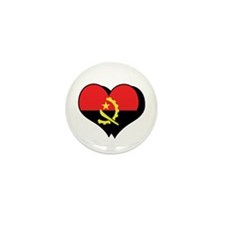 I Love Angola Mini Button (100 pack)