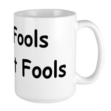 anti obama only fools re electddbumpl Mug