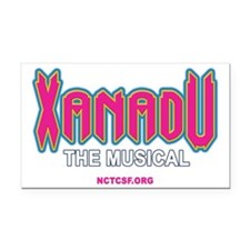 cafe_press_xanadu_tshirt Rectangle Car Magnet