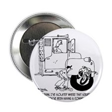"5441_truck_cartoon 2.25"" Button"