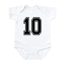 10 Infant Bodysuit