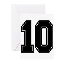 10 Greeting Cards (Pk of 10)