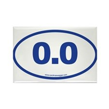0.0 NO RUNNING Blue Magnets