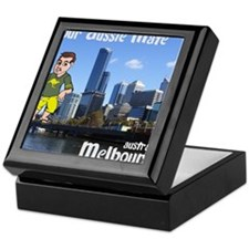 melbourne6 Keepsake Box