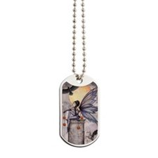Autumn Raven Dog Tags