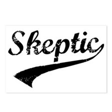 skeptic3 Postcards (Package of 8)