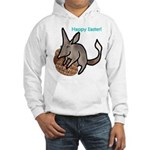 Easter Bilby Gifts, Hooded Sweatshirt