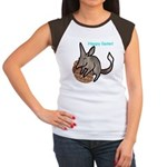 Easter Bilby Gifts, Women's Cap Sleeve T-Shirt
