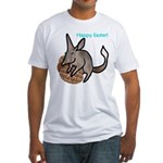 Easter Bilby Gifts, Fitted T-Shirt
