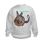 Easter Gifts, Easter Bilby Kids Sweatshirt