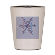 Holiday Ornamant - Snowflake Shot Glass