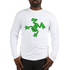 Green Frog Long Sleeve T-Shirt