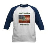 In Cthulhu we trust Tee