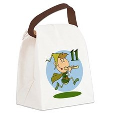 11 pipers Canvas Lunch Bag