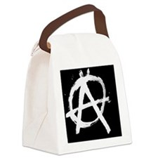 anarchywallet Canvas Lunch Bag