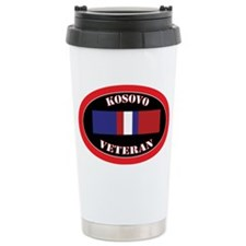 Kosovo-0-oval Ceramic Travel Mug