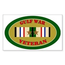 gulf-war-2-oval Decal