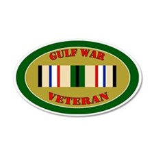 gulf-war-0-oval Wall Decal