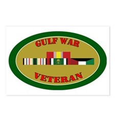 gulf-war-group-0-oval Postcards (Package of 8)