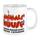 Animal's House Small Mugs