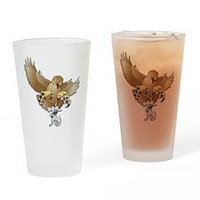 defiance 2-notext Drinking Glass