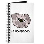 Pugs And Kisses Journal