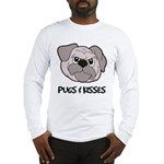 Pugs And Kisses Long Sleeve T-Shirt