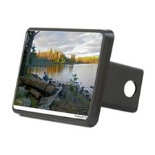 tending the fire 11.5x9 20 Hitch Cover