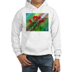Roses Hooded Sweatshirt