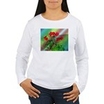 Roses Women's Long Sleeve T-Shirt