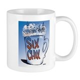 Funny Six chix Mug