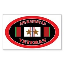 Afghanistan-2-oval Decal