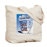 Cool Six chix Tote Bag