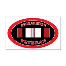 Afghanistan-0-oval Rectangle Car Magnet