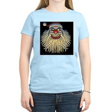 scary-clown-santa-CRD T-Shirt