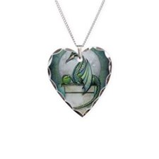 green dragon 2 zaz Necklace