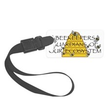 beekeepers wide Luggage Tag