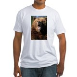 Brown Bear Face Shirt