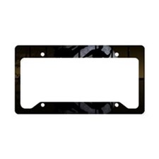 panels5 License Plate Holder