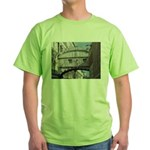 Bridge of Sighs Green T-Shirt