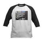 Bridge of Sighs Kids Baseball Jersey