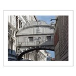 Bridge of Sighs Small Poster