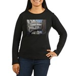 Bridge of Sighs Women's Long Sleeve Dark T-Shirt