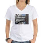 Bridge of Sighs Women's V-Neck T-Shirt