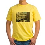 Bridge of Sighs Yellow T-Shirt