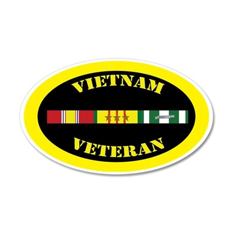 vietnam-oval-3-1 35x21 Oval Wall Decal