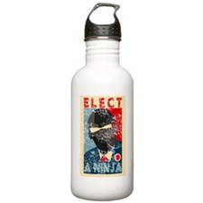 electaninjadis2 Water Bottle