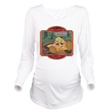 Mud Puddle - Christm Long Sleeve Maternity T-Shirt