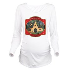 Cozy Cottage - Chris Long Sleeve Maternity T-Shirt